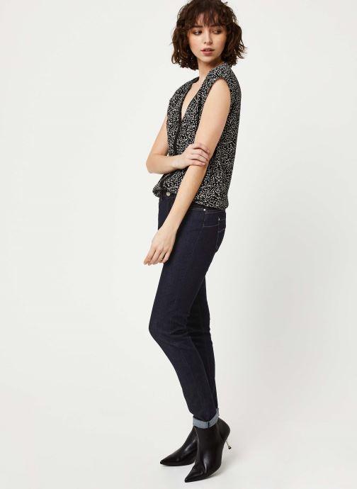 Vêtements IKKS Women Top BQ11125 Noir vue bas / vue portée sac