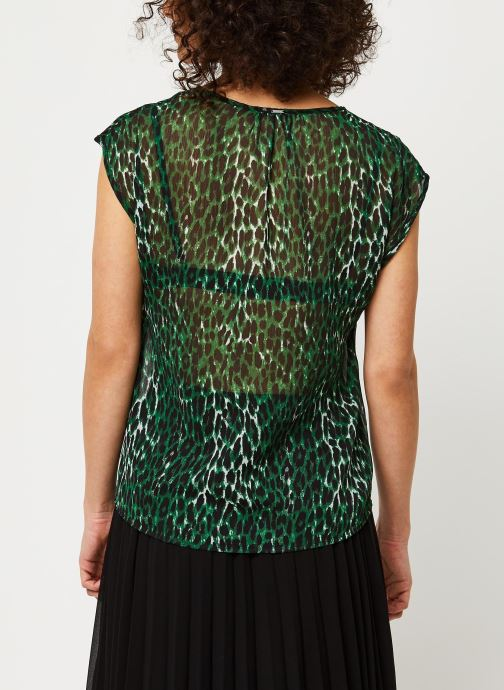 Kleding IKKS Women Top BQ11235 Groen model