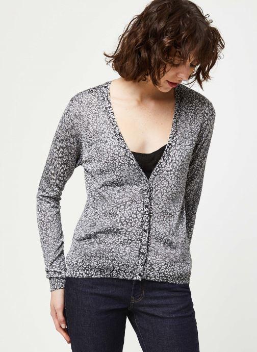 IKKS Women Gilet BQ17105 (Gris) - Vêtements chez Sarenza (421941)