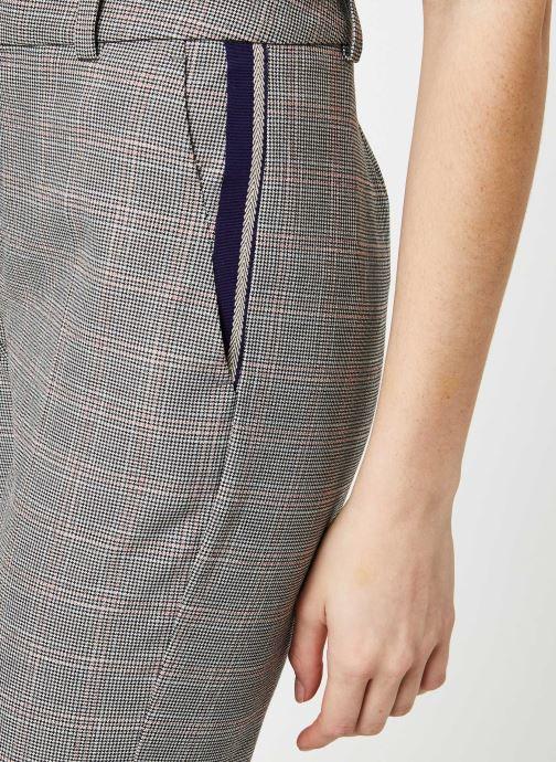 Kleding IKKS Women Pantalon BQ22185 Grijs voorkant
