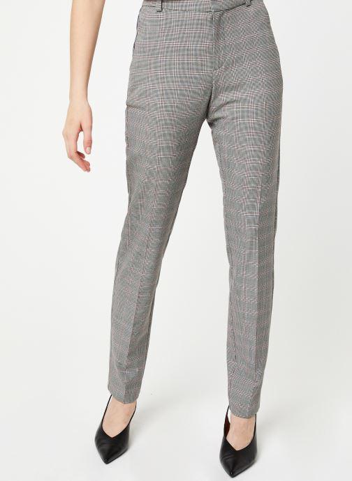 Kleding IKKS Women Pantalon BQ22185 Grijs detail