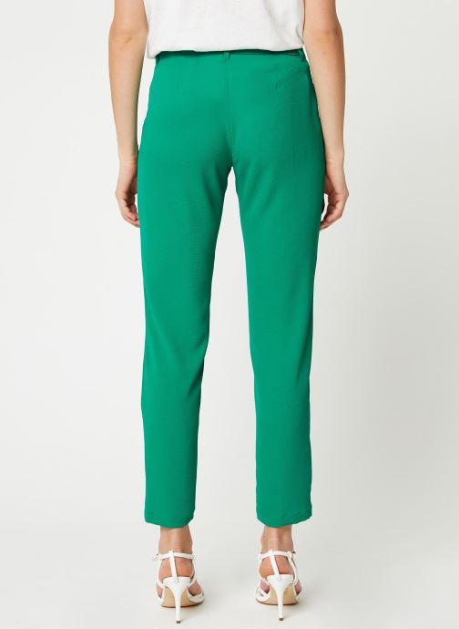 Kleding IKKS Women Pantalon BQ22195 Groen model
