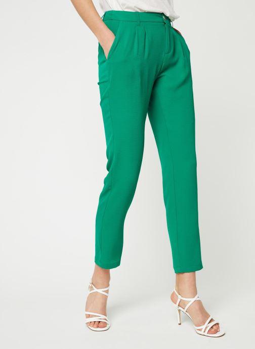 Kleding IKKS Women Pantalon BQ22195 Groen detail