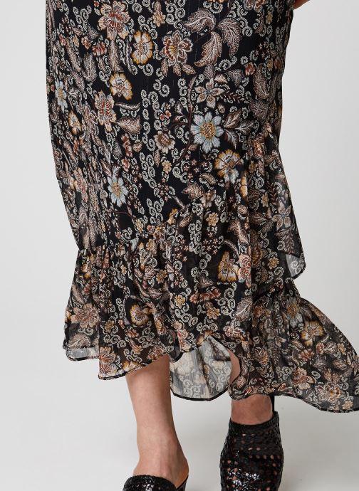 Vêtements IKKS Women Jupe BQ27135 Noir vue face
