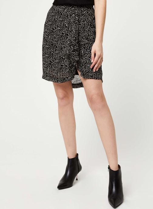 IKKS Women Jupe BQ27145 (Noir) Vêtements chez Sarenza (421957)