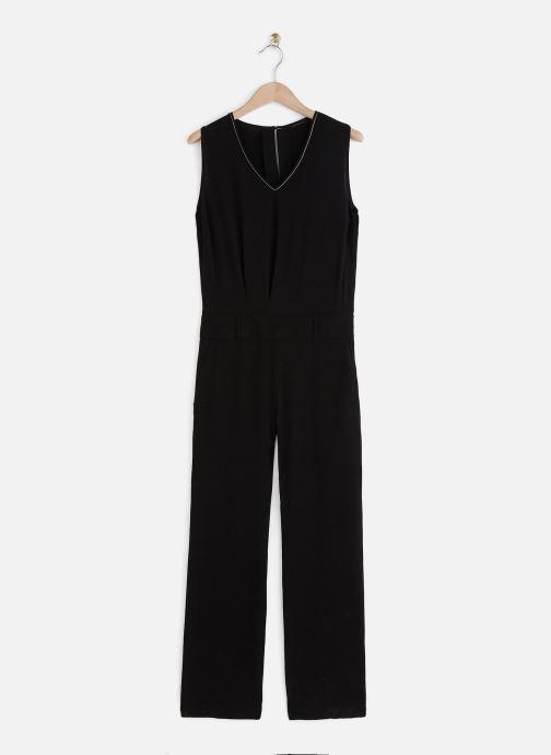 Vêtements IKKS Women Combinaison BQ32005 Noir vue détail/paire