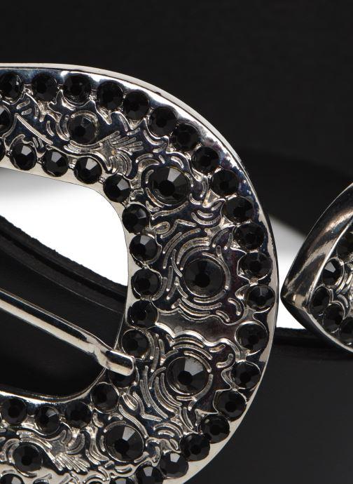 Gürtel IKKS Women Ceinture BQ91055 schwarz schuhe getragen