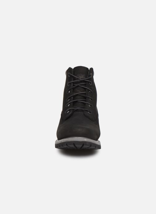 Bottines et boots Timberland Waterville 6in Basic Noir vue portées chaussures