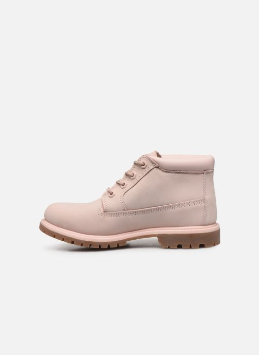 Bottines et boots Timberland Nellie Chukka Double WP Boot Rose vue face