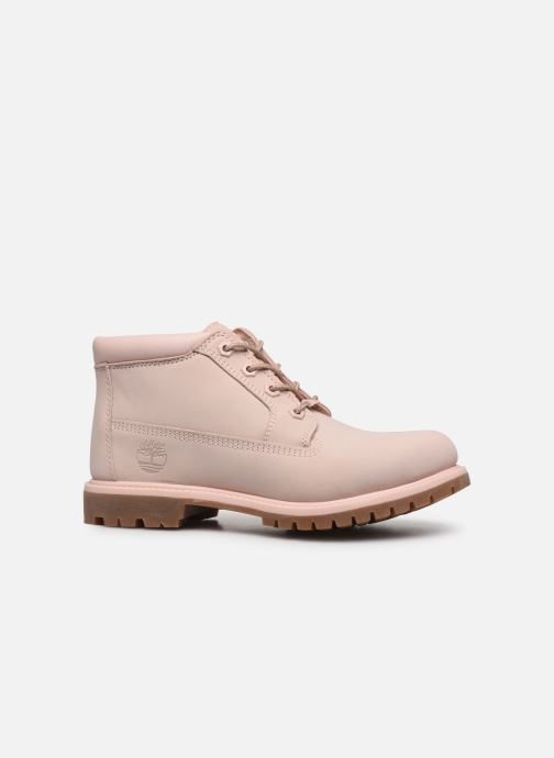 Bottines et boots Timberland Nellie Chukka Double WP Boot Rose vue derrière