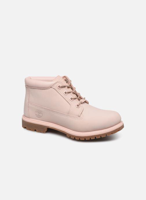 Bottines et boots Timberland Nellie Chukka Double WP Boot Rose vue détail/paire