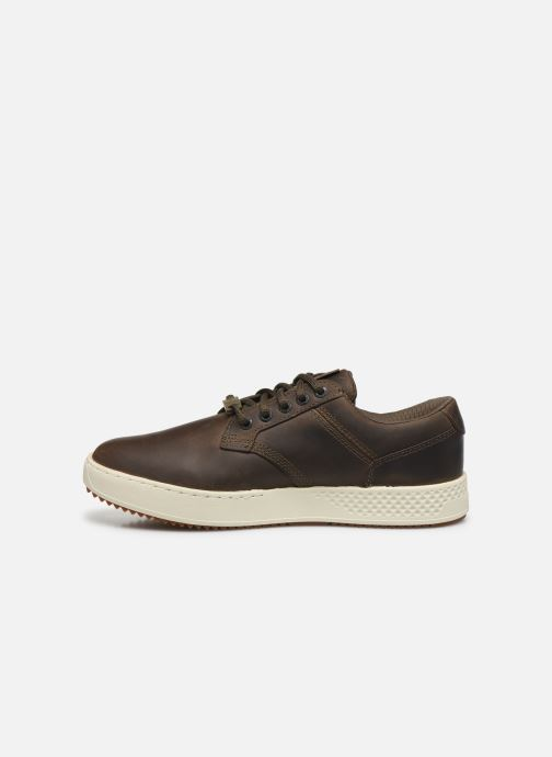 Baskets Timberland CityRoam Cupsole Basic Oxford Gris vue face