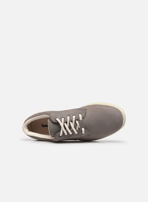 Sneaker Timberland CityRoam Cupsole Basic Oxford grau ansicht von links