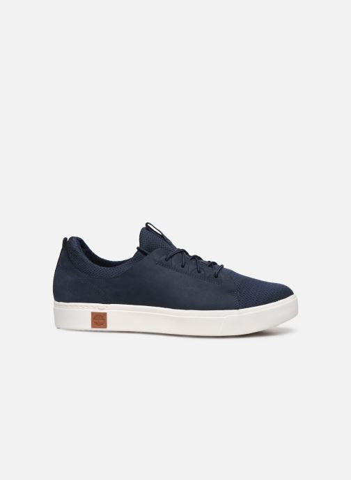 Trainers Timberland Amherst Leather LTT Sneaker Blue back view
