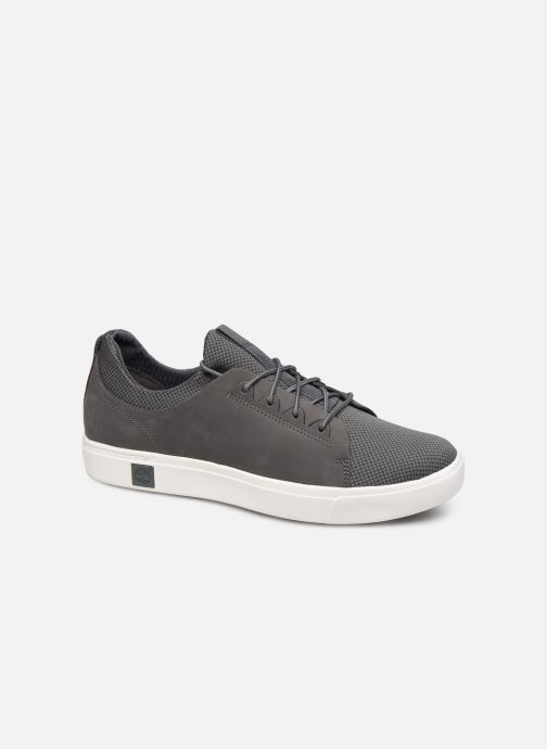 Trainers Timberland Amherst Leather LTT Sneaker Grey detailed view/ Pair view