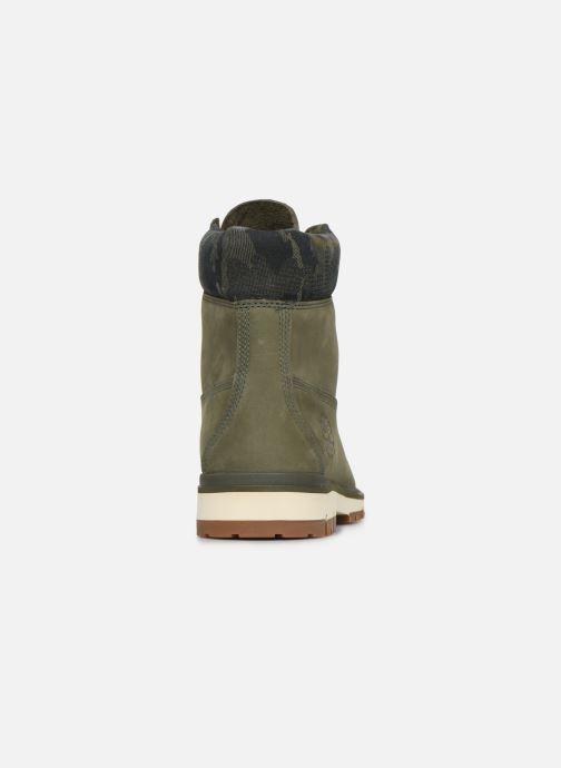 Bottines et boots Timberland Radford 6 Boot WP Vert vue droite