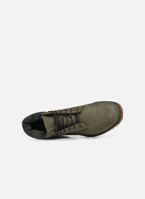Bottines et boots Timberland Radford 6 Boot WP Vert vue gauche