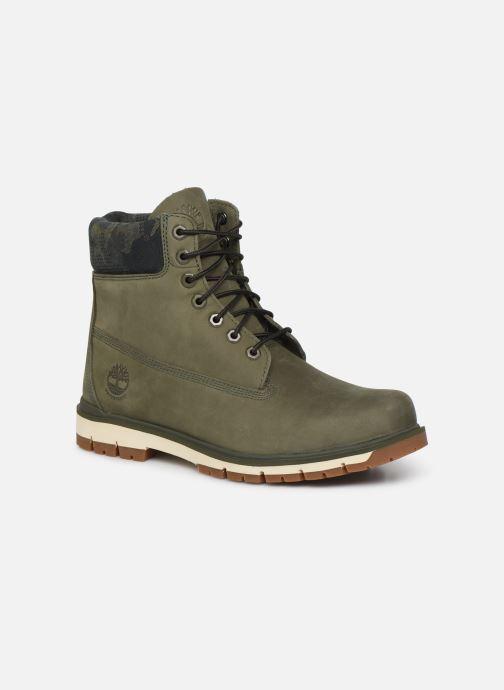 Bottines et boots Timberland Radford 6 Boot WP Vert vue détail/paire