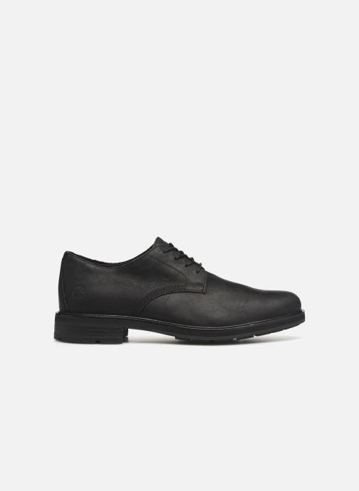 Zapatos con cordones Timberland Windbucks Plain Toe Ox Negro vistra trasera