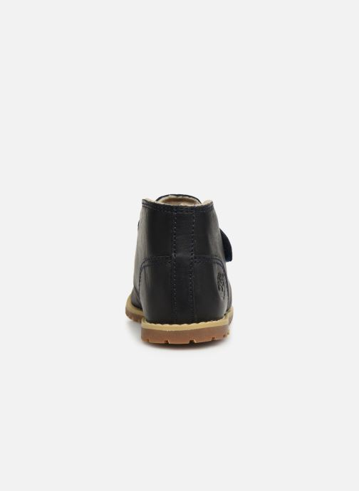 Ankle boots Timberland PokeyPine Strap H&L Chukka Black view from the right
