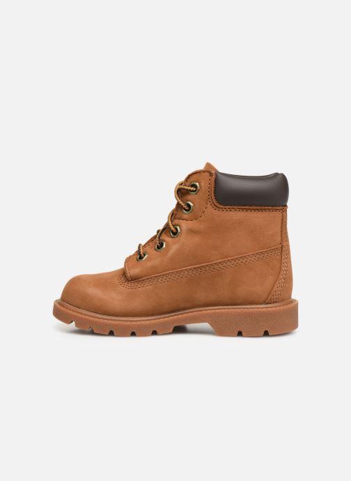 Boots en enkellaarsjes Timberland 6 In Classic Boot Bruin voorkant