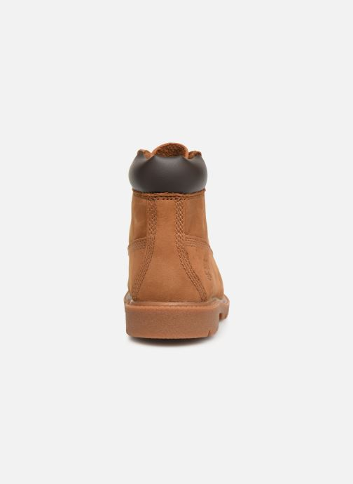 Bottines et boots Timberland 6 In Classic Boot Marron vue droite