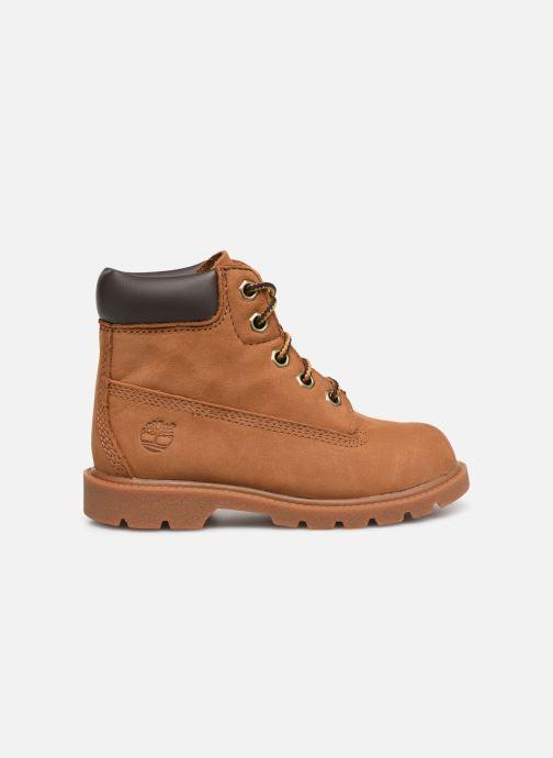 Boots en enkellaarsjes Timberland 6 In Classic Boot Bruin achterkant