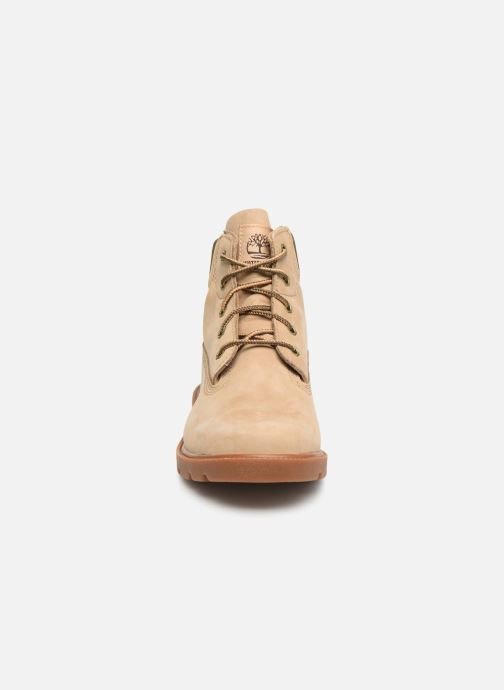 Ankle boots Timberland 6 In Classic Boot Beige model view