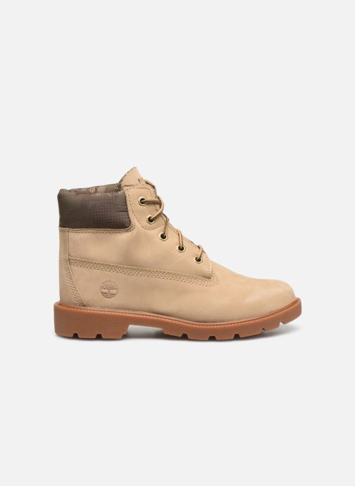Ankle boots Timberland 6 In Classic Boot Beige back view