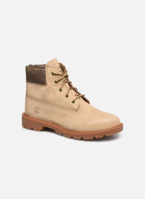 Ankle boots Timberland 6 In Classic Boot Beige detailed view/ Pair view
