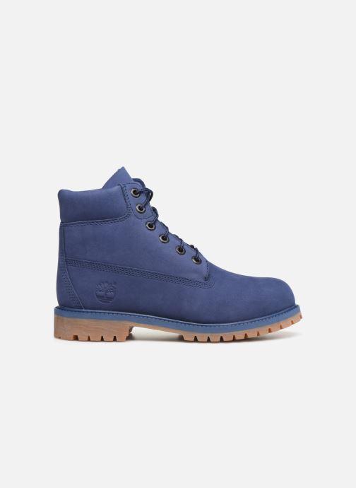 Bottines et boots Timberland 6 In Premium WP Bleu vue derrière