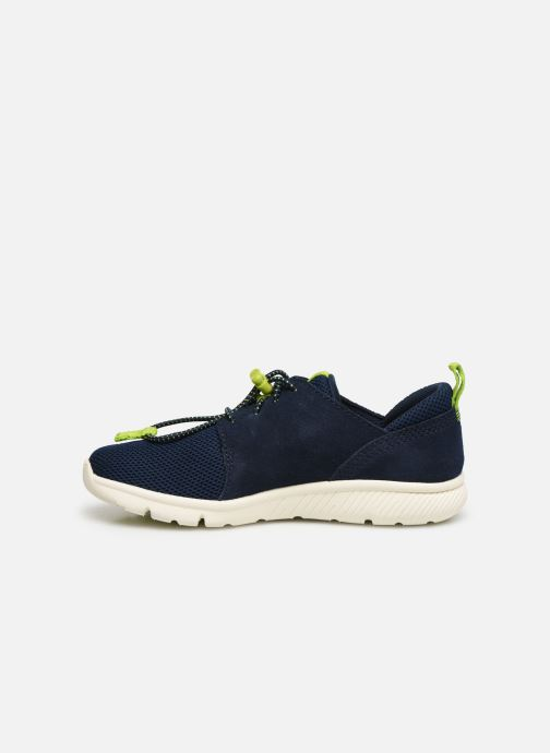 Sneakers Timberland Boltero Low w/Bungee Nero immagine frontale