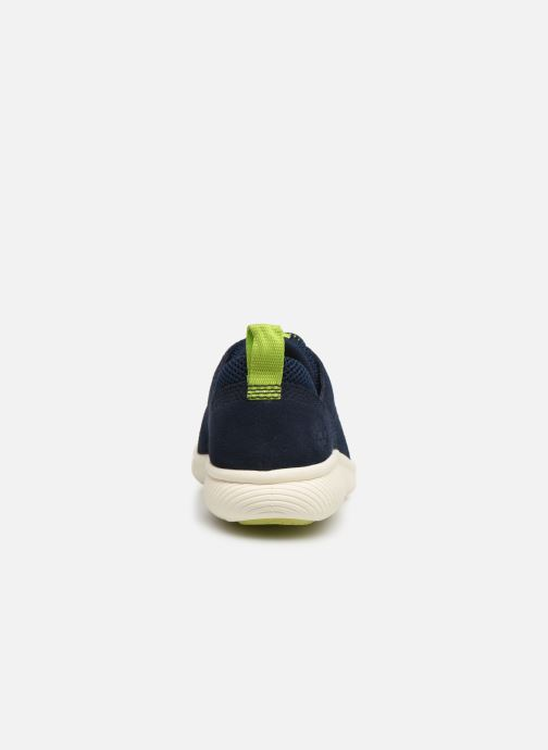Sneakers Timberland Boltero Low w/Bungee Nero immagine destra