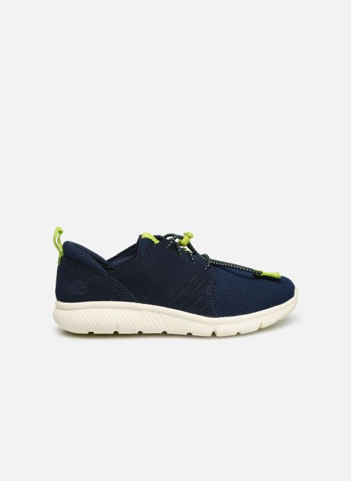 Sneakers Timberland Boltero Low w/Bungee Nero immagine posteriore