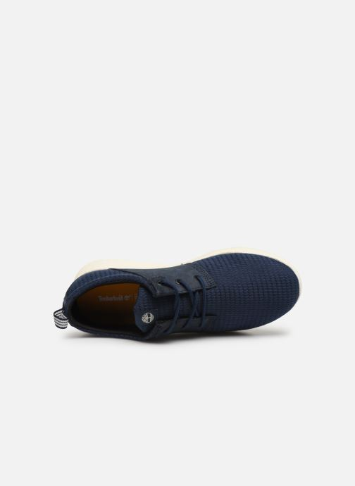 Trainers Timberland Killington Ox Blue view from the left