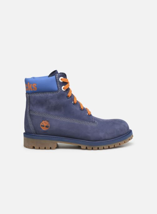 Ankle boots Timberland 6 In Premium WP Knicks Blue back view