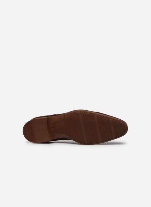 Schnürschuhe Marvin&Co Micali braun ansicht von oben