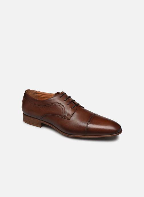 Chaussures à lacets Marvin&Co Micali Marron vue détail/paire