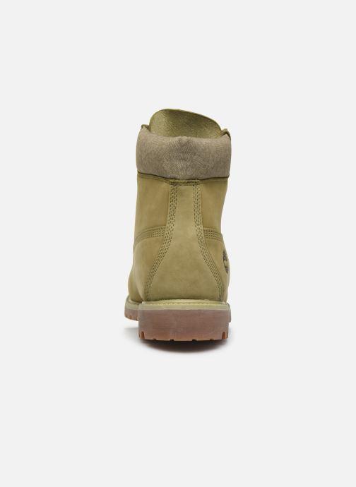 Stiefeletten & Boots Timberland 6 Inch Premium B W grün ansicht von rechts