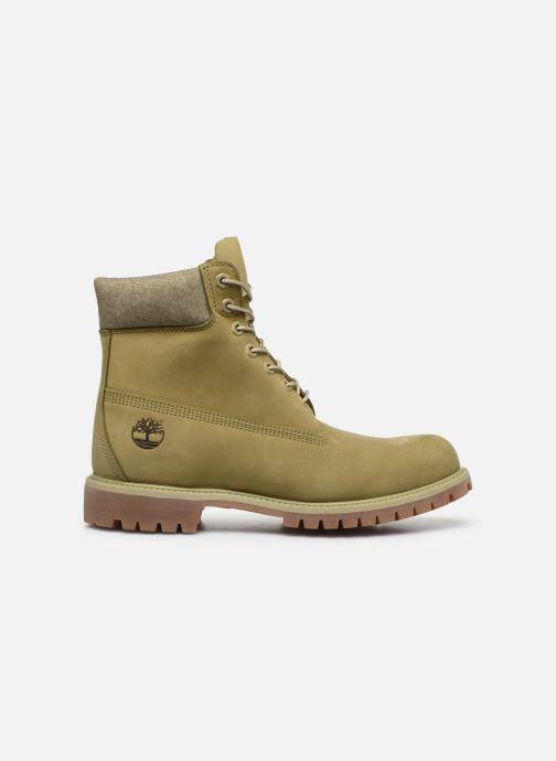 Stiefeletten & Boots Timberland 6 Inch Premium B W grün ansicht von hinten