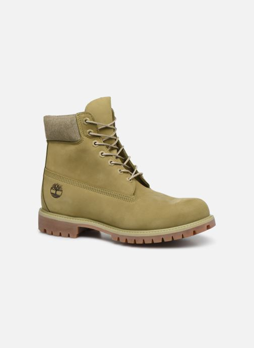 Stiefeletten & Boots Timberland 6 Inch Premium B W grün detaillierte ansicht/modell