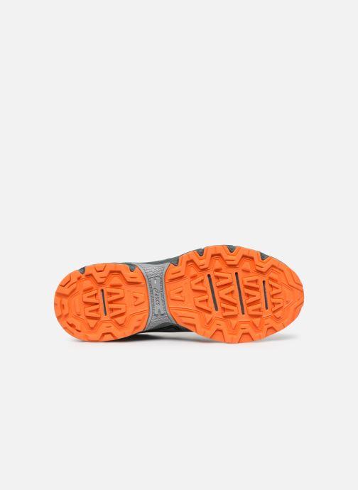 Scarpe sportive Asics Gel Venture 7 GS Grigio immagine dall'alto