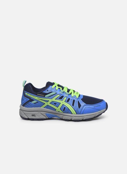 Chaussures de sport Asics Gel Venture 7 GS WP Bleu vue derrière