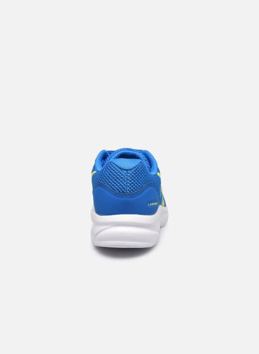 Chaussures de sport Asics Lazerbeam GS Bleu vue droite