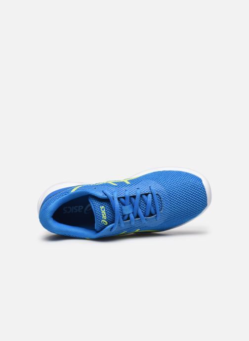 Chaussures de sport Asics Lazerbeam GS Bleu vue gauche