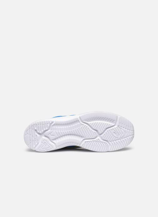Chaussures de sport Asics Lazerbeam GS Bleu vue haut