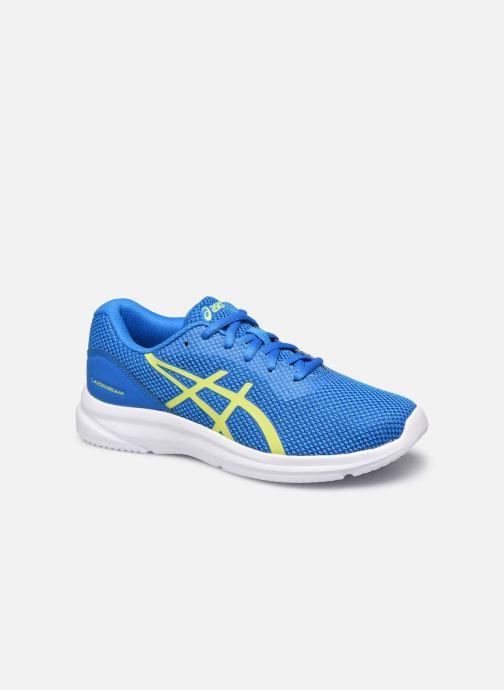 Chaussures de sport Asics Lazerbeam GS Bleu vue détail/paire
