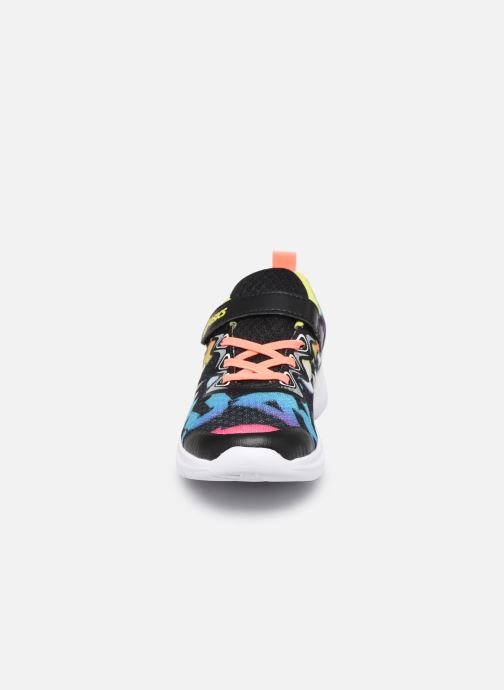 Chaussures de sport Asics Soulyte PS Multicolore vue portées chaussures