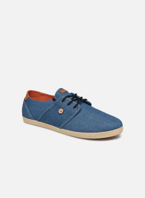 Sneaker Faguo Tennis Cypress Cotton blau detaillierte ansicht/modell