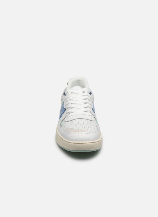 Faguo Baskets Ceiba Leather Suede (Blanc) - Baskets (422117)